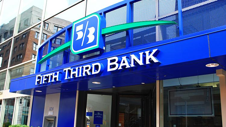 Fifth Third Bank Should Be Bought With Both Hands