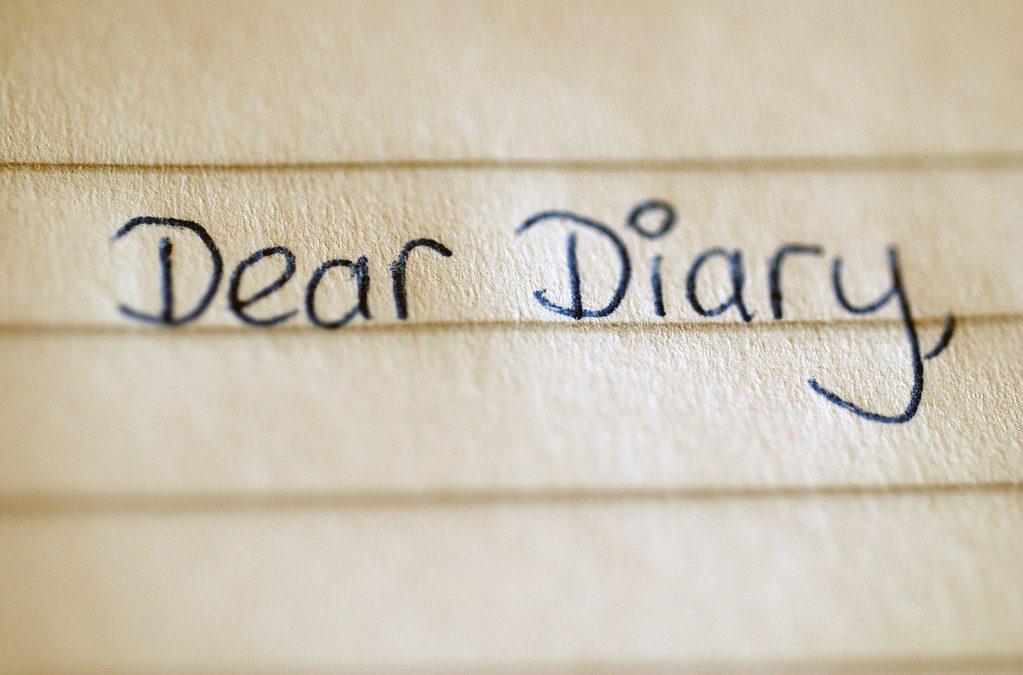 Dear Diary…